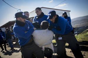 Amona evacuation