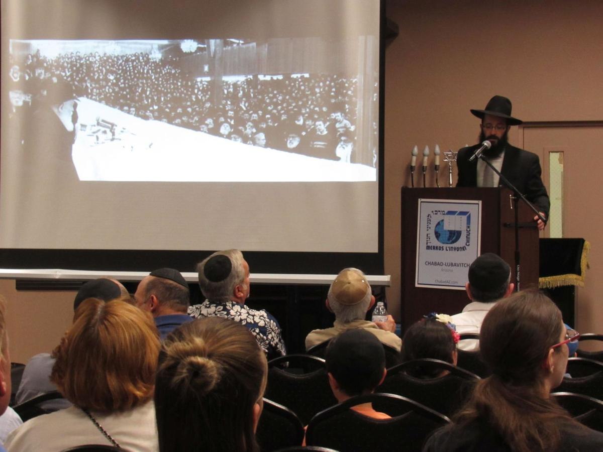 'An Evening With the Rebbe'