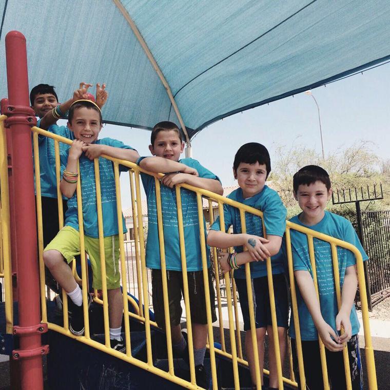 Summer fun at Camp Gan Israel of Phoenix