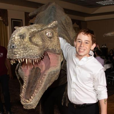 Dinosaur Bar Mitzvah
