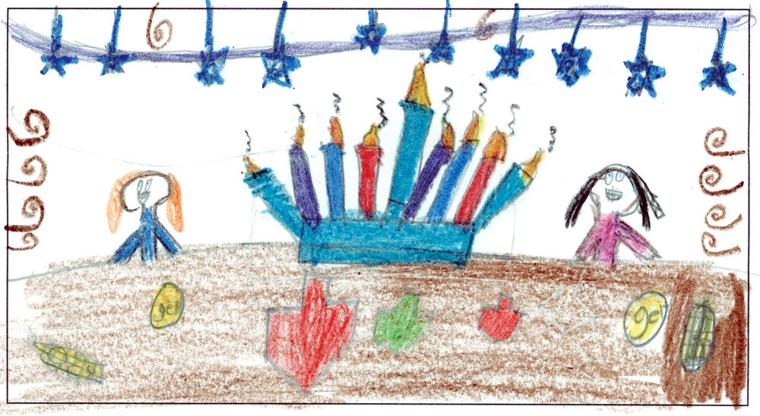 Abbie Fox, age 8, Sonoran Sky Elementary School
