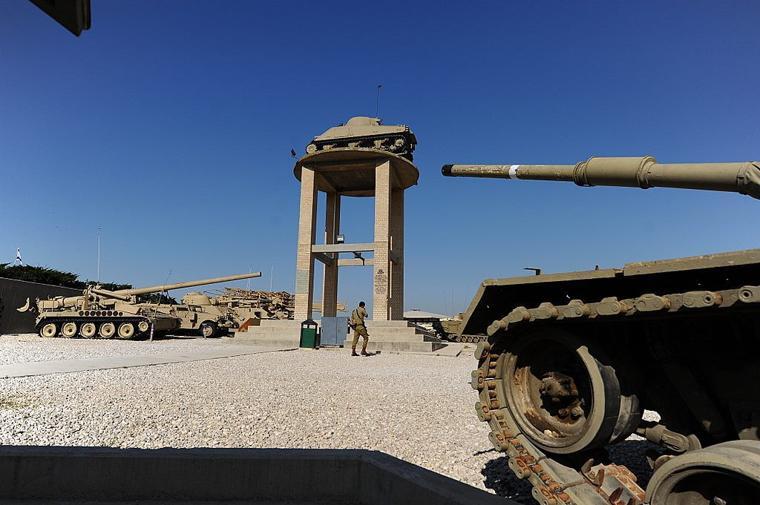 IDF solider