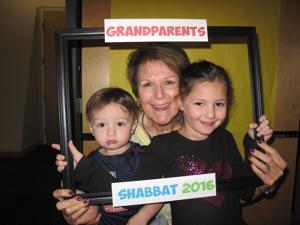 Grandparents Shabbat