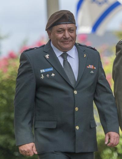 <p>IDF Chief of Staff Lt. Gen. Gadi Eizenkot</p>