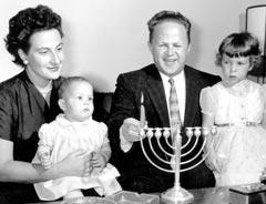 'Our' rabbi: Albert Plotkin