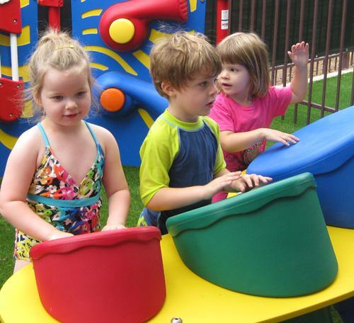Chanen playground