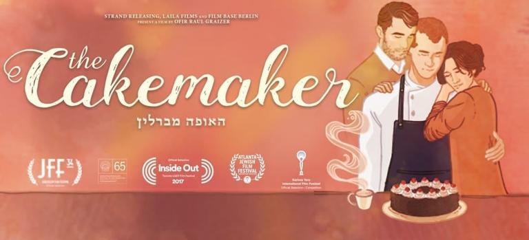 Israeli debut film 'The Cakemaker' explores grief, love