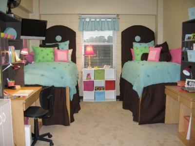 Inexpensively decorate dorm room for fashion, function ...