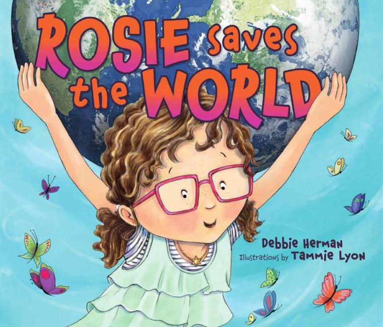 Rosie Saves the World
