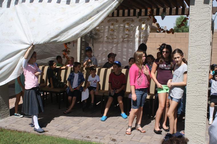 Sukkah Tour