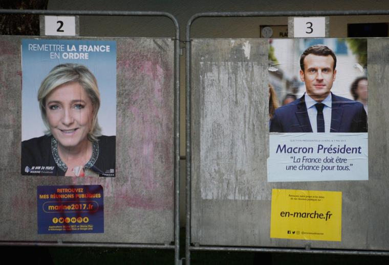 MIDEAST ISRAEL FRENCH ELECTIONS