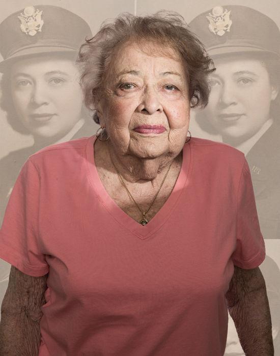 2nd Lt. Muriel Pelham