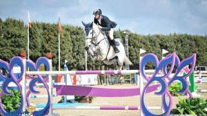 Israeli equestrian chooses Yom Kippur observance over world championships