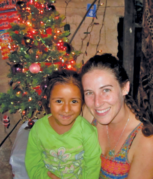 Serving in the Peace Corps