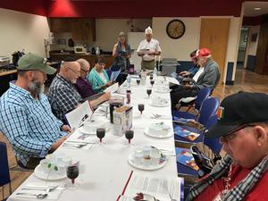 Veterans' Passover Seder