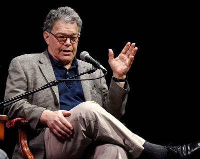 <p>Sen. Al Franken discussed President Donald Trump, health care and more during his appearance at the Orpheum Theatre on Sunday.</p>
