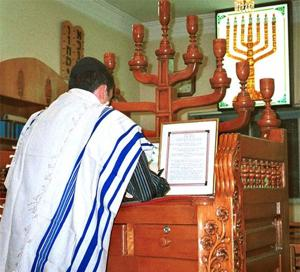 Iran Synagogues