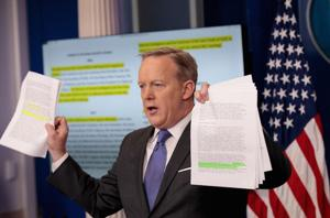 Daily press briefing