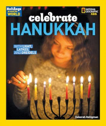 Celebrate Hanukkah with Light, Latkes and Dreidels