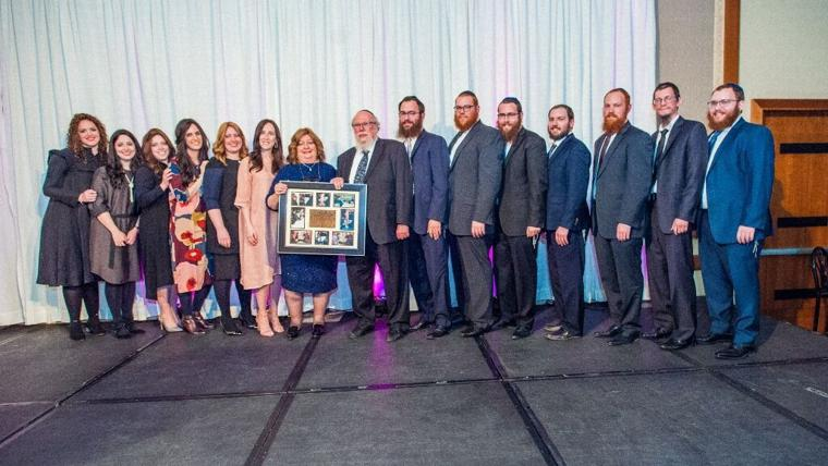 Forty years of Chabad
