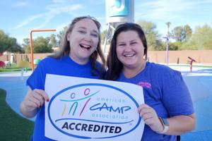 Camps get official thumbs-up