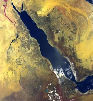 Israel and Palestinians agree on historic Red Sea-Dead Sea water deal