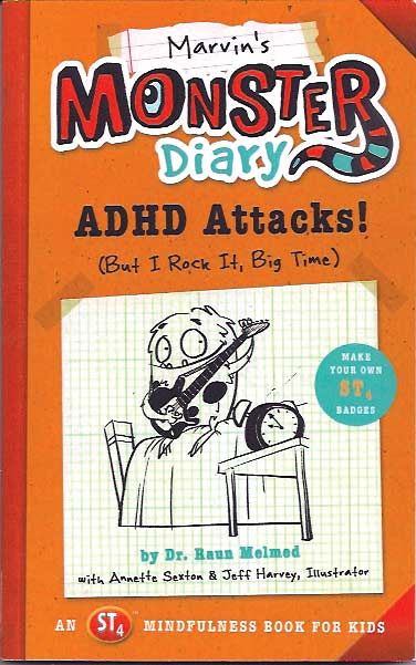 """""""Marvin's Monster Diary: ADHD Attacks"""""""