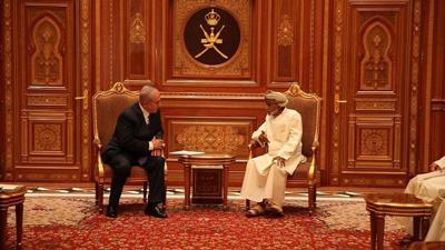 Netanyahu Oman