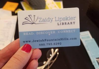 Zaidy Lipskier Library