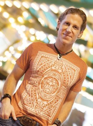 Singer-songwriter Rick Recht
