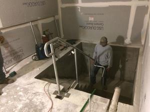 Phoenix Mikvah Construction