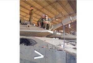 Israel's new tanks