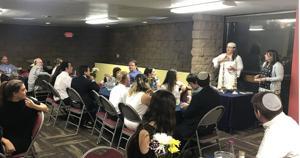 Erev Rosh Hashanah at ASU Hillel