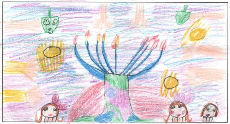 Hannah Fox, age 8 Sonoran Sky Elementary School