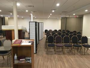 Chabad Hall