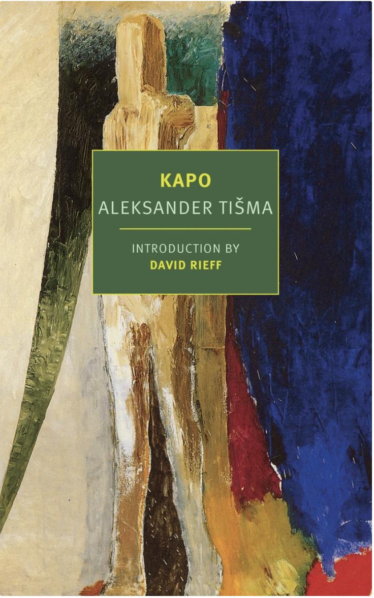 Kapo book