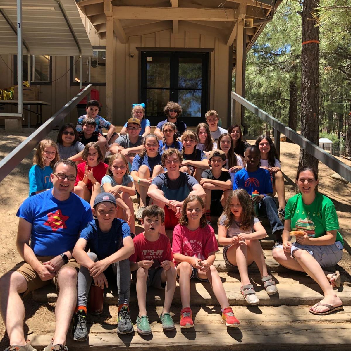 Camp visit