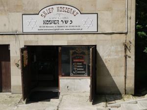 Kosher Store in Warsaw