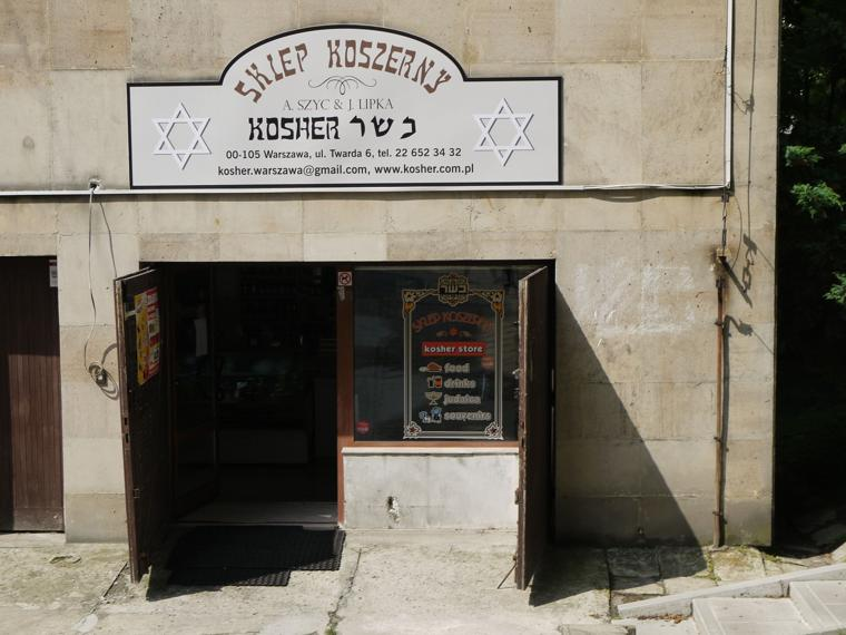 Kosher Store in Warsaw