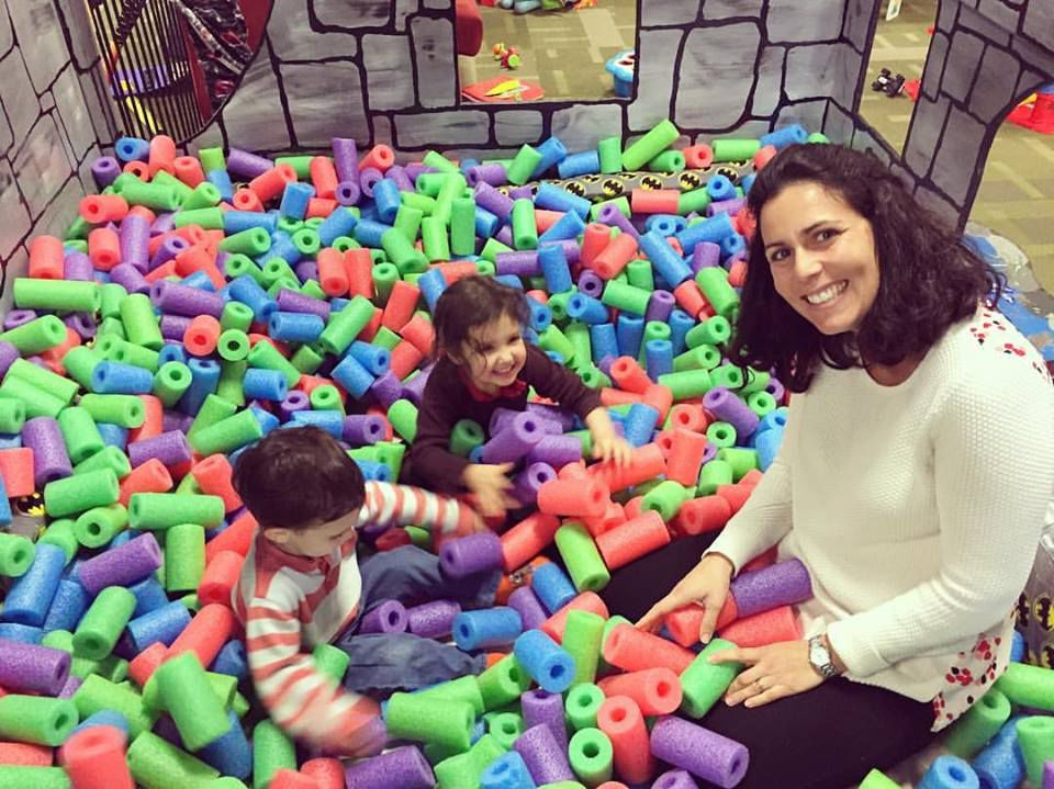 Playtime for tots