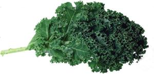 Hail to kale