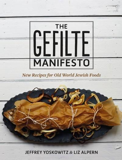 Gefilte Fish book