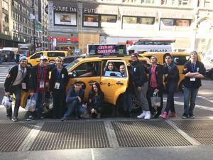 CTeen in NYC