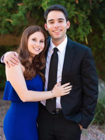 Danielle Linn and Jared Schenkman