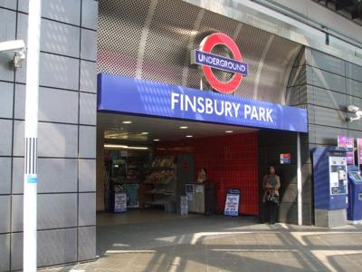 <p>A view of London's Finsbury Park subway station. An attack outside the city's mosque June 19 left one man dead and 10 wounded.</p>