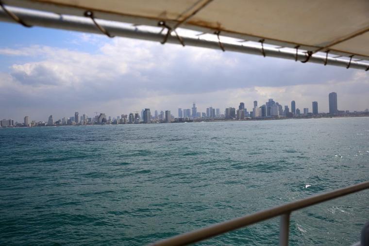 Mediterranean boat ride