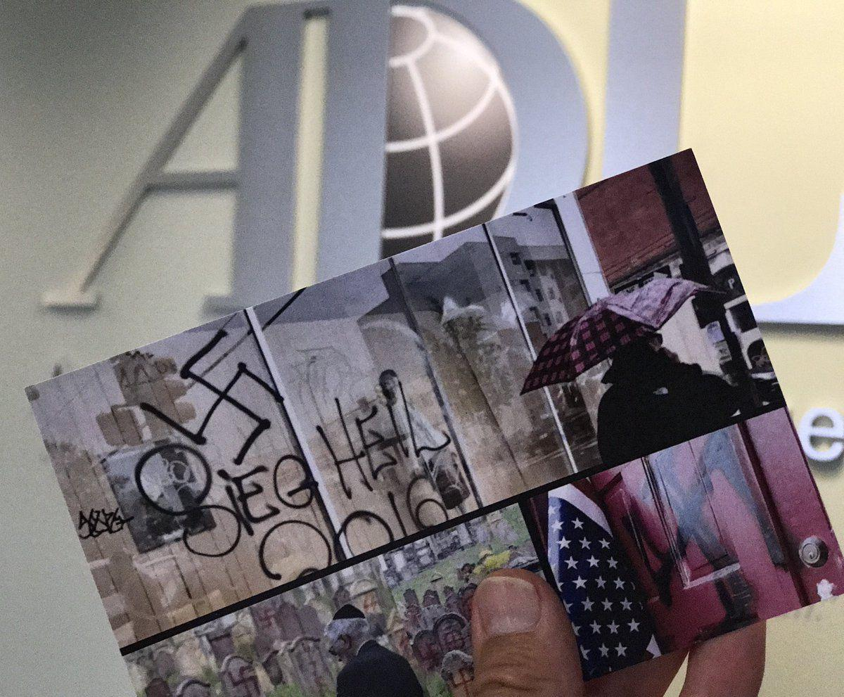 ADL postcards