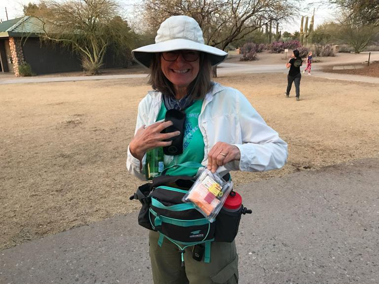 Tempe synagogue pairs nature and exercise with Havdalah and a hike
