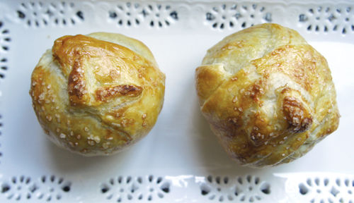 Puff Pastry Baked Apples
