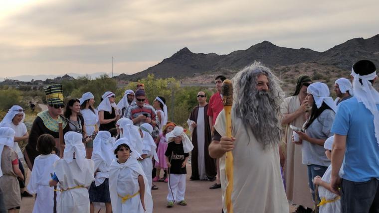 Exodus in Phoenix